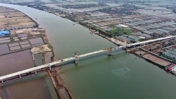 Hôm nay chính thức thông xe cầu Thịnh Long, Nam Định