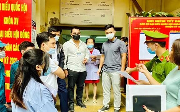 Hà Nội: Toàn bộ ứng cử viên đại biểu Quốc hội đã hoàn thành việc tiếp xúc cử tri