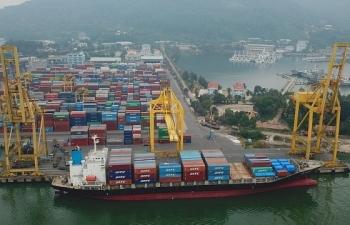Quý I/2019, sản lượng hàng hóa thông qua Cảng Đà Nẵng tăng 20,76%