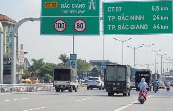 Dừng thu phí trạm BOT Hà Nội – Bắc Giang nếu chậm ký hợp đồng triển khai thu phí tự động không dừng