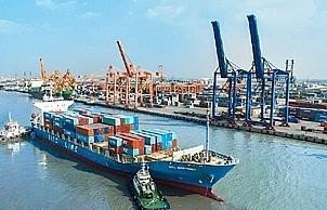 Sản lượng hàng hóa thông qua cảng do Vinalines quản lý tăng 12%
