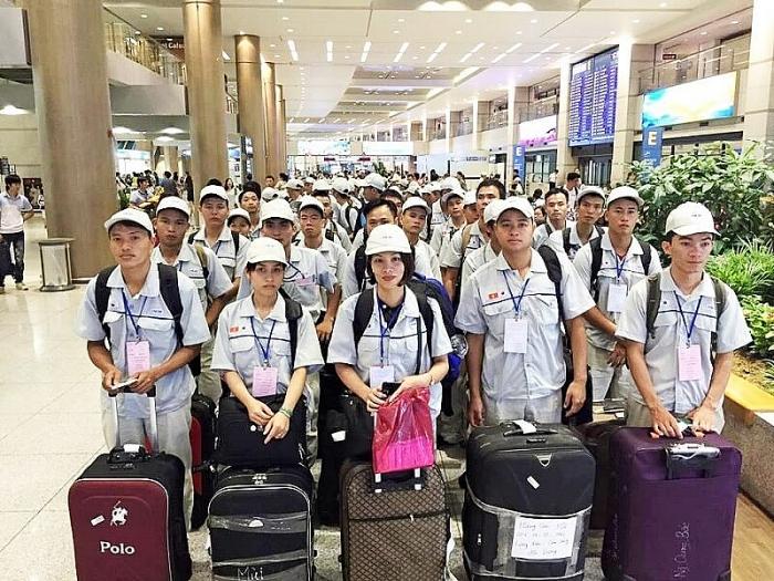 10 quận, huyện tạm dừng đưa lao động đi làm việc tại Hàn Quốc theo Chương trình EPS