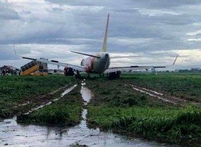 Cục Hàng không thông tin về sự cố hàng không tại sân bay Tân Sơn Nhất