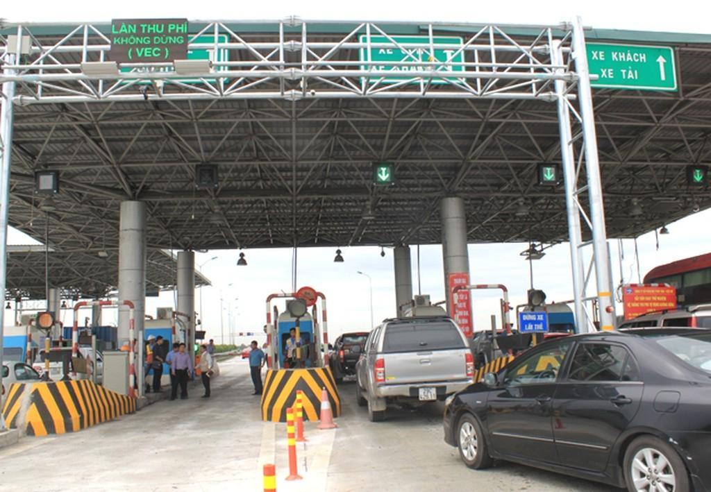 Hơn 28.600 lượt xe qua làn thu phí không dừng trên tuyến Pháp Vân – Cầu Giẽ - Ninh Bình
