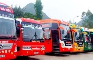 50% số chuyến vận tải hành khách tuyến Lai Châu - Hà Nội được hoạt động trở lại