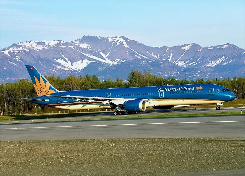 Vietnam Airlines tiếp tục được cấp phép thực hiện 12 chuyến bay chở người Việt từ Mỹ về nước