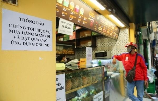Từ 0h ngày 22/6, Hà Nội mở cửa trở lại dịch vụ ăn, uống trong nhà, cắt tóc, gội đầu