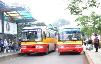 Điều chỉnh 16 tuyến xe buýt phục vụ thi công dự án sửa chữa cầu Thăng Long