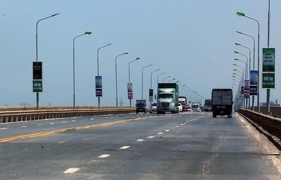 Từ 28/7, cấm tầng 2 cầu Thăng Long, các phương tiện lưu thông ra sao?