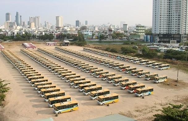 Dừng toàn bộ hoạt động chở khách đi, đến Đà Nẵng