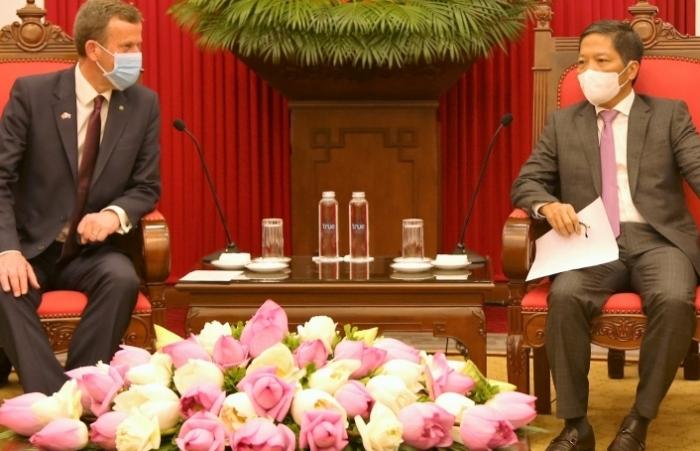 Sớm hoàn tất và ký kết Chiến lược tăng cường hợp tác kinh tế giữa Việt Nam và Australia trong năm 2021