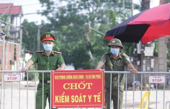 TP Hà Nội: Địa bàn nguy cơ cao được áp dụng biện pháp mạnh hơn Chỉ thị số 17