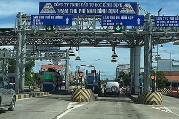 Sẽ xem xét giảm phí chung cho các phương tiện qua 2 trạm BOT tại Bình Định