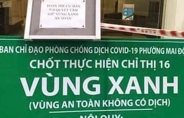 Hà Nội tiếp tục thực hiện giãn cách toàn xã hội đến 6h giờ 00 ngày 23/8/2021