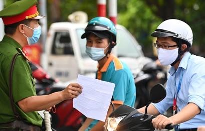 Hà Nội: Dừng kiểm soát người ra vào Hà Nội tại các chốt
