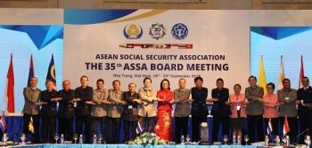 BHXH Việt Nam đồng hành cùng Hiệp hội An sinh xã hội Đông Nam Á