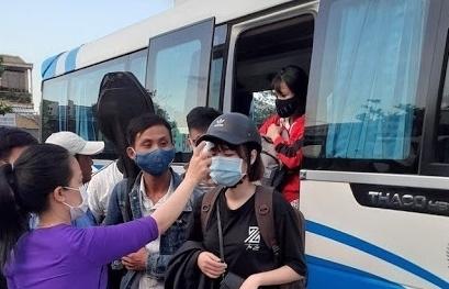 Dỡ bỏ giãn cách trên các phương tiện xuất phát từ Đà Nẵng