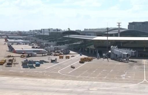 Đóng cửa 3 sân bay và hàng loạt các chuyến bay bị hủy do bão số 5