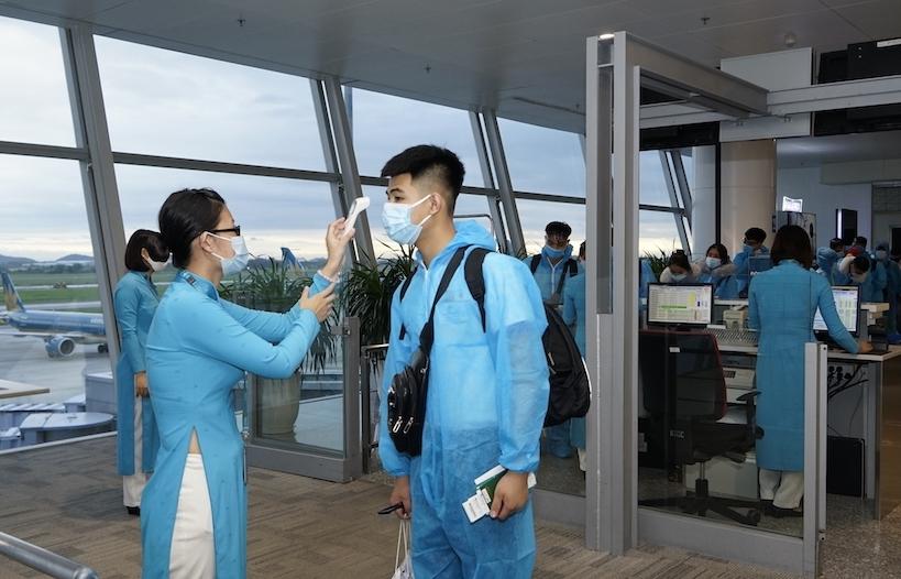 Vận chuyển hành khách vào Việt Nam: Các hãng hàng không sẽ phải thực hiện những quy trình gì?