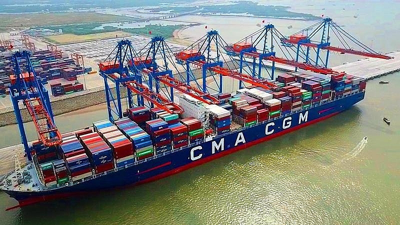Hãng tàu đầu tiên tại Việt Nam cam kết không tăng giá cước vận tải container