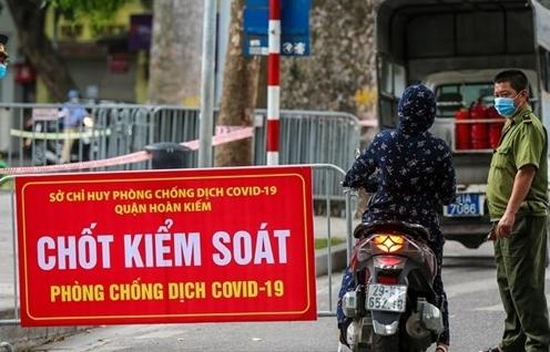 Từ 6h ngày 21/9, Hà Nội điều chỉnh các biện pháp phòng chống dịch như thế nào?