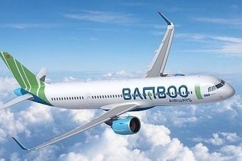 Bamboo Airways tiếp tục vượt Vietnam Airlines và Vietjet Air về tỉ lệ bay đúng giờ