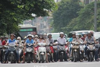 Hà Nội lại bàn chuyện cấm xe máy: Cấm theo vành đai hay theo quận?