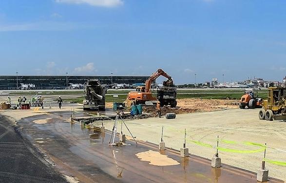 Điều chỉnh thời gian đóng cửa tại Cảng hàng không quốc tế Nội Bài