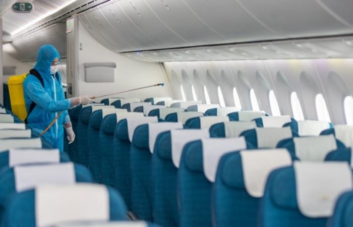 Vietnam Airlines Group lên kế hoạch khôi phục các đường bay nội địa từ ngày 10/10