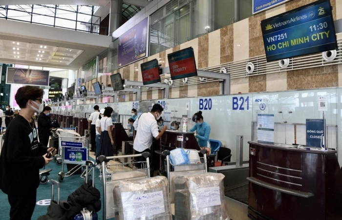 Hàng không xây dựng kế hoạch mở lại đường bay quốc tế