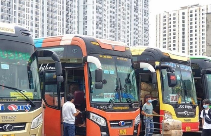 Mở lại vận tải khách liên tỉnh: Nhiều tỉnh, thành chậm công bố mức độ dịch