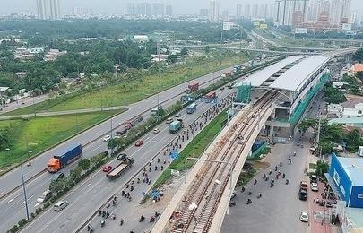 5 tuyến đường sắt đô thị đội vốn gần 84.000 tỷ đồng