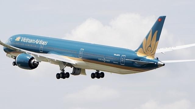 9 thang dau nam vietnam airlines bao lai khung