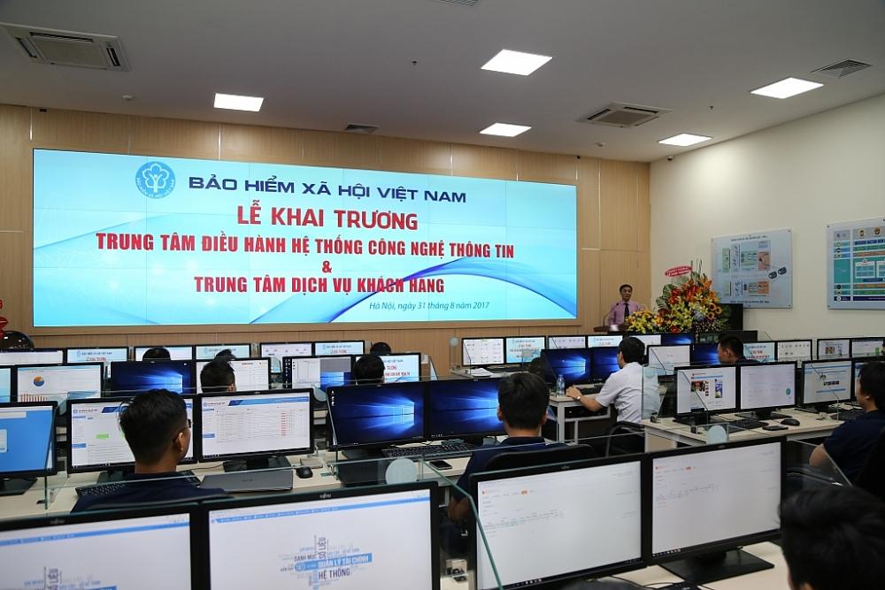 Lần thứ 3 liên tiếp BHXH Việt Nam đứng đầu các cơ quan về ứng dụng CNTT