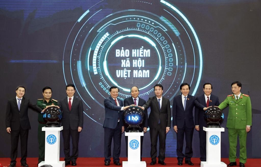 """Bảo hiểm xã hội Việt Nam công bố """"Ứng dụng VssID - Bảo hiểm xã hội số"""""""