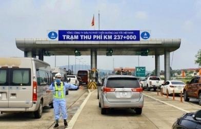 Dừng miễn phí dịch vụ sử dụng đường bộ cho các phương tiện vận chuyển hàng cứu trợ từ 1/12