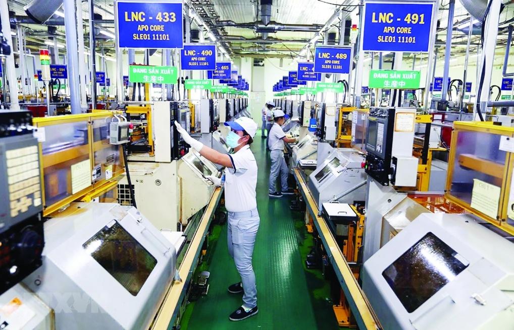 Thủ tục, chính sách thuế cho hàng nhập để xây dựng văn phòng làm việc của doanh nghiệp chế xuất