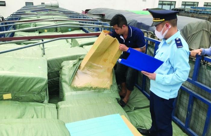 Hải quan Lạng Sơn thu ngân sách đạt 146,84% dự toán
