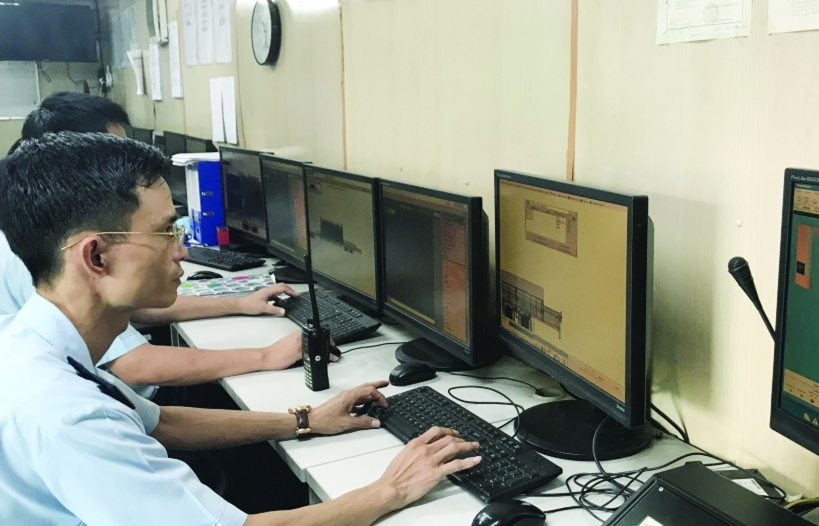 Hải quan TP Hồ Chí Minh:  Phát huy hiệu quả kiểm tra hàng qua máy soi trong mùa dịch