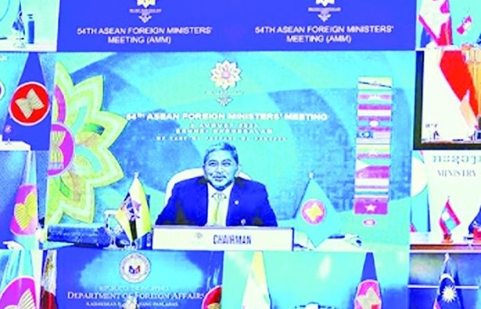 ASEAN vững tay chèo, vượt sóng cả