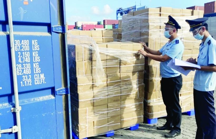Thành lập các Tổ hỗ trợ thông quan hàng hóa từ cấp Tổng cục đến chi cục