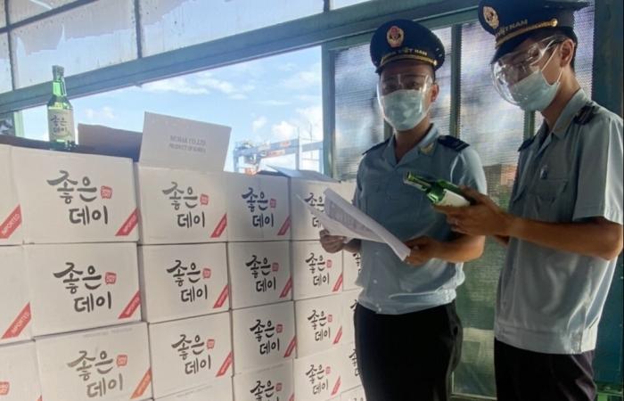 Hải quan TP Hồ Chí Minh: Thu ngân sách khó giữ đà tăng