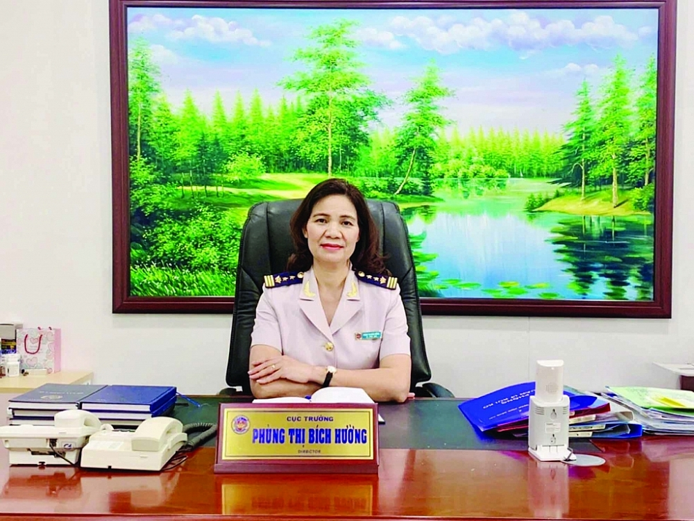 Phùng Thị Bích Hường, Cục trưởng Cục Hải quan Đồng Nai