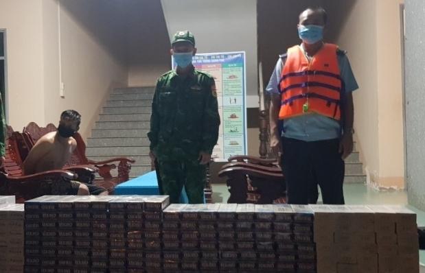 Hải quan An Giang: Ngăn buôn lậu mùa nước nổi