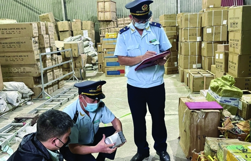 Hải quan Lạng Sơn: Thu ngân sách tăng từ những  mặt hàng nhập khẩu chủ lực