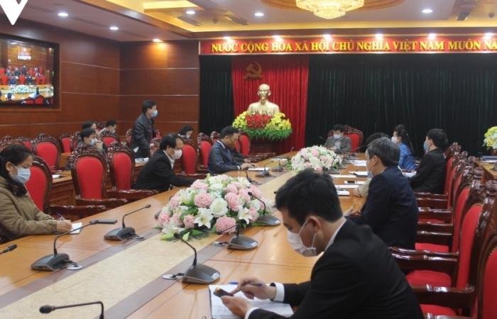 Hoà Bình họp khẩn trong đêm vì 2 ca COVID-19 liên quan đến ổ dịch Chí Linh