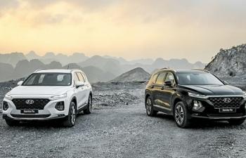 Hyundai tiếp tục dẫn đầu về hài lòng khách hàng mua xe mới tại Việt Nam