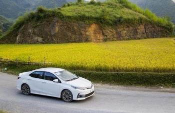 Toyota Việt Nam khuyến mại lớn