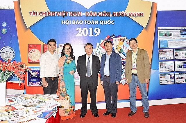 hoi bao toan quoc 2019 bao hai quan dat giai giao dien bao dien tu dep