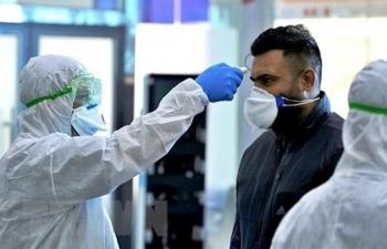 Dịch COVID-19: Tổng số ca tử vong toàn cầu vượt ngưỡng 12.500 người